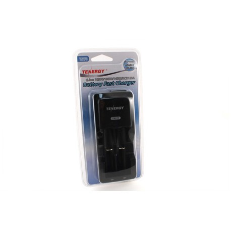 Cargador Batería Tenergy TN270 18650