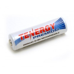 Batería Tenergy Premium AA Recargable