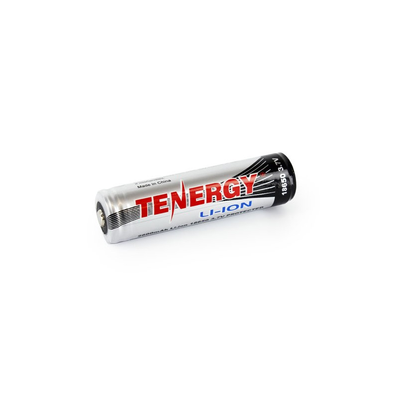Tenergy 18650 3.7V Li-Ion Recargable